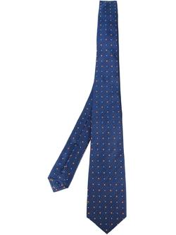 Kiton - Dot Pattern Tie