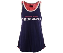 G3 Sports  - Houston Texans Home Game Tank Top