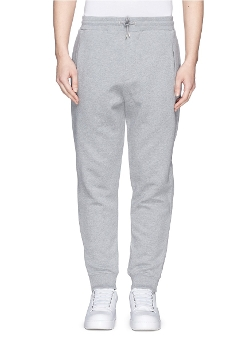 McQ Alexander McQueen - Expandable Side Zip Sweatpants