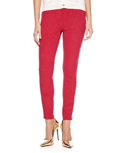 Juicy Couture - Faux Suede Leggings
