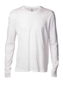 Majestic Filatures - Long SLeeve Crew Neck T-Shirt