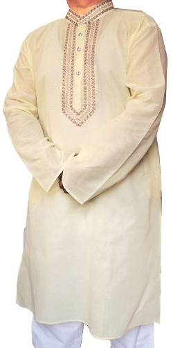 Maple Clothing - Indian Traditional Kurta Pajama Set