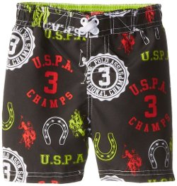 U.S. Polo Assn. - Little Boys Board Short