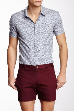 Parke & Ronen - Elation Printed Shirt