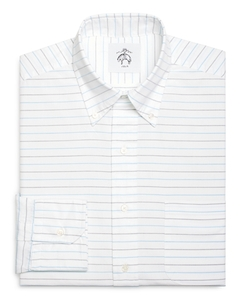 Brooks Brothers - Horizontal Stripe Button-Down Shirt