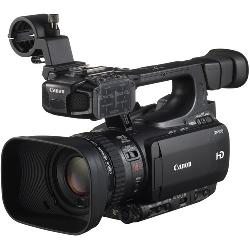 Canon  - XF100 HD Professional Camcorder Advanced Handheld Kit