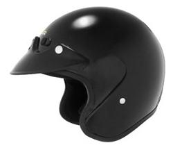 Cyber Helmets - Black Md Cyber