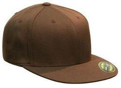 Flexfit  - 6210 Flat Visor Baseball Cap
