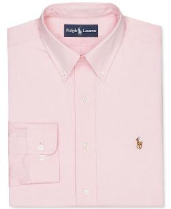Polo Ralph Lauren - Pinpoint Solid Dress Shirt