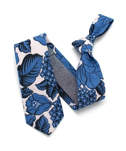 General Knot & Co. - Charcoal Chambray Necktie