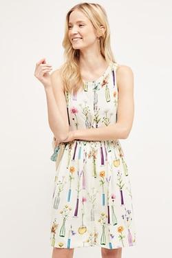 Pankaj & Nidhi - Bouquet Dropwaist Dress