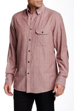 Nordstrom  - Flannel Button Down Sport Shirt