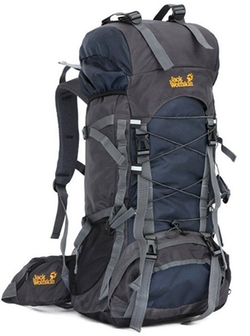 Jack Wolfskin - Camping Travel Waterproof Backpack
