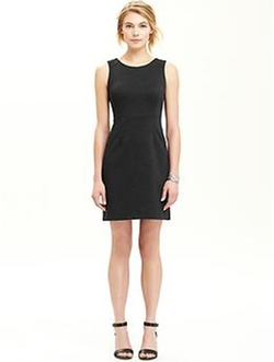 Old Navy - Sleeveless Ponte-Knit Sheath Dresses