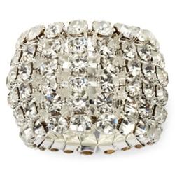 Vieste - Crystal Stretch Ring
