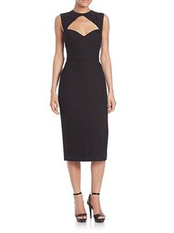 A.L.C.  - Elizabeth Cutout Dress