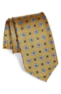 J.Z. Richards  - Woven Silk Tie