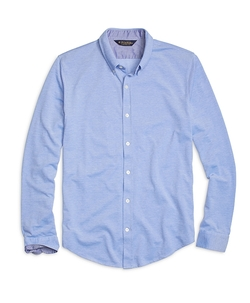 Brooks Brothers - Button-Down Knit Shirt