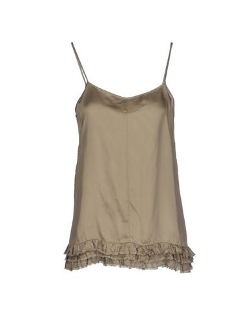 Erika Cavallini Semicouture - Sleeveless Top
