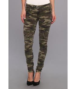 SOLD Design Lab  - Soho Super Skinny Camo Print