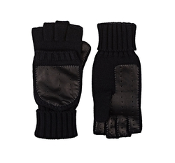 Barneys New York - Wool-Cashmere Convertible Gloves