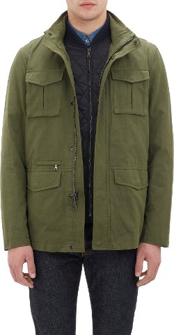 Vince. - 3-In-1 Field Jacket