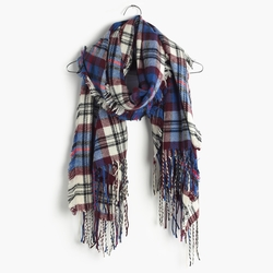 Madewell - Soft Plaid Scarf