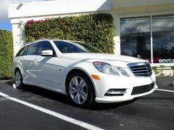 Mercedes Benz  - E350 Sports Wagon Car