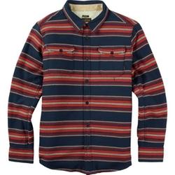 Burton - Cole Sherpa Woven Shirt Jacket