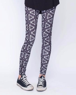 Gentle Fawn - California Print Leggings