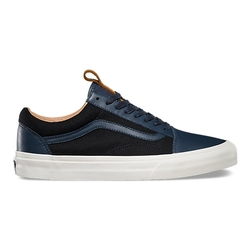 Vans - Leather Wool Old Skool Sneakers