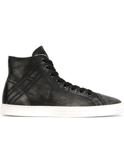 Hogan Rebel - Logo Hi-top Sneakers