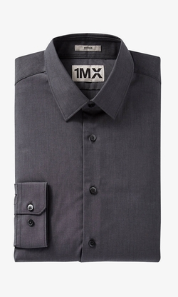 1MX - Fitted Iridescent Shirt
