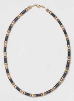 Topman - Beaded Short Necklace