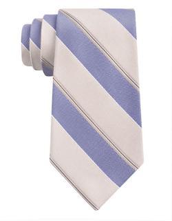 DKNY  - Silk Summer Stripe Tie