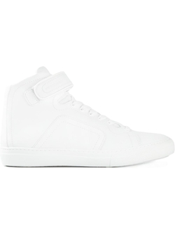 Pierre Hardy - Hi-Top Lace-Up Sneakers