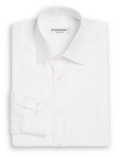 Yves Saint Laurent - Regular-Fit Dress Shirt