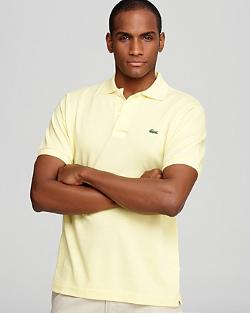 Lacoste - Short Sleeve Piqué Polo Shirt - Classic Fit