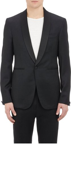 Rag & Bone  - Single-Button Hardy Tuxedo Jacket