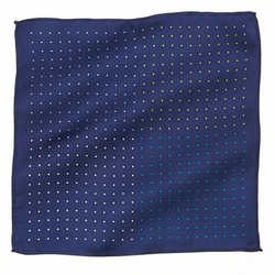 Calabrum - Dot Pocket Square