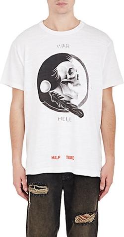 Off-White C/O Virgil Abloh  - Half-Time T-Shirt