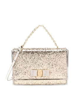 Salvatore Feragamo - Bow Detail Shoulder Bag