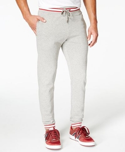 Armani Jeans - Banded Stripe Jogger Pants