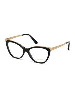 Tom Ford - Cat-Eye Optical Frame Glasses