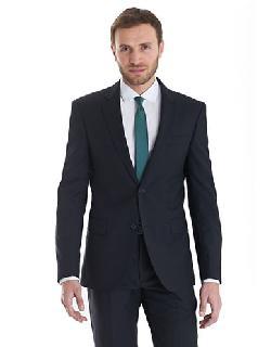 David Donahue - Dobby Neat Tuxedo Shirt