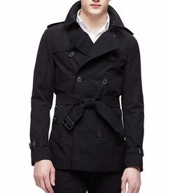 Burberry London  - The Sandringham Short Trenchcoat