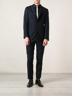 Boglioli  - Pin Stripe Suit