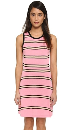 Ohne Titel  - Stripe Tank Dress