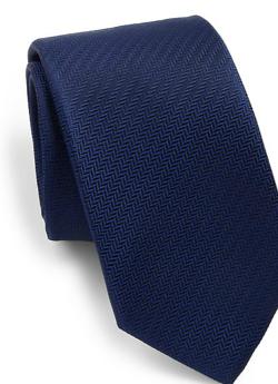 Eton of Sweden  - Textured Solid Tie