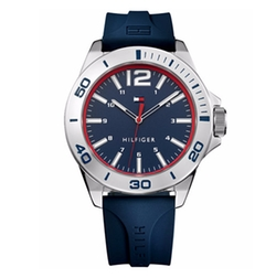 Tommy Hilfiger - Table Silicone Strap Watch